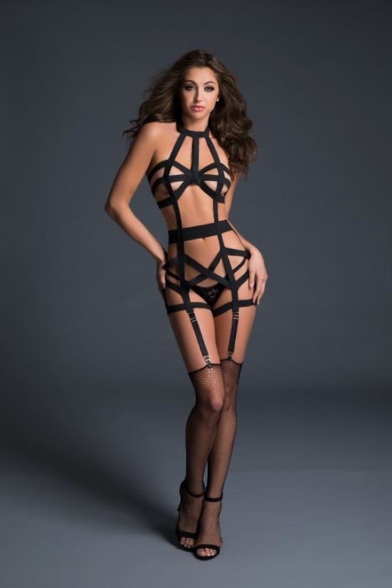 Adore By Allure Deliciously Playful Corselette