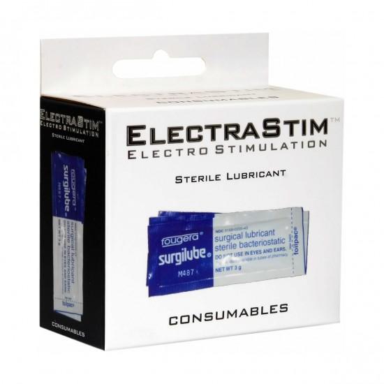 Electrastim Sterile Lubricant Sachets 10 pack