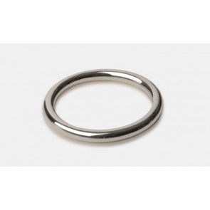 Stark Fine 6mm Thick Stainless Steel Cock Ring