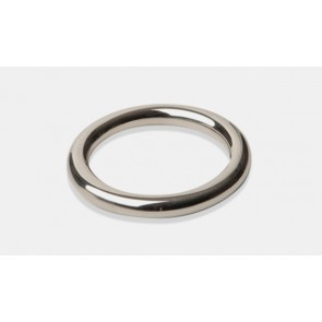 Stark Fine 8mm Thick Stainless Steel Cock Ring