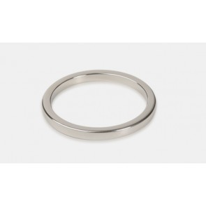 Stark Heavy Duty 6mm Thick Stainless Steel Cock Ring