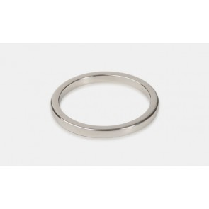 Stark Heavy Duty 8mm Thick Stainless Steel Cock Ring
