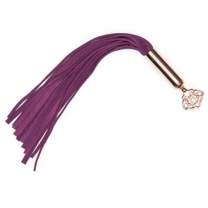 Fifty Shades Freed Cherished Collection Suede Mini Flogger