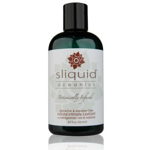 Sliquid Oceanics Carrageenan Natural Lubricant