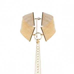 Bijoux Magnifique Metallic Chain Choker