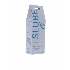 Slube Pure Water Based Bath Gel 250g
