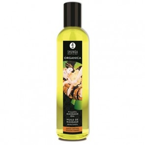 Shunga Massage Oil Organica - Almond Sweetness