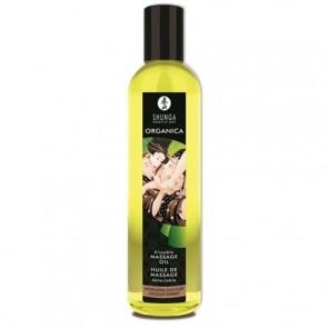 Shunga Massage Oil Organica - Intoxicating Chocolate