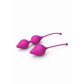 Be Good Tonight Kegel Balls - Pink