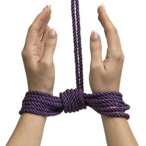 Fifty Shades Freed Want to Play? 10m Silky Bondage Rope