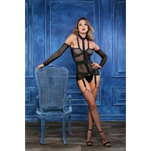 Adore By Allure See Through Me Corselette