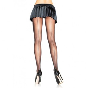 Leg Avenue Backseam Sheer Pantyhose