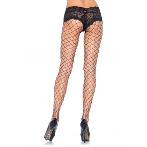 Leg Avenue Fencenet Diamond Pantyhose