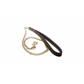 BOUND Nubuck Leather Leash