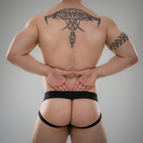 SUKREW U Jock in Nightlife Black