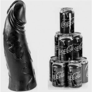 Super Billy Dildo Black
