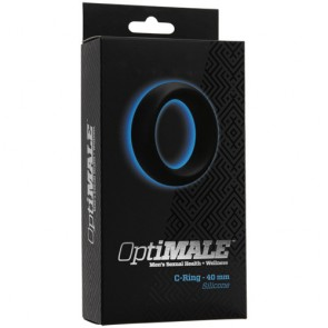 Doc Johnson Optimale C-Ring Thick Black