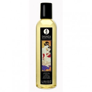 Shunga Massage Oil Libido - Exotic Fruits