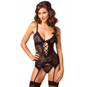 Lace Camisole & G-String