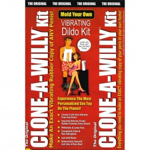 Clone A Willy Vibrator Kit