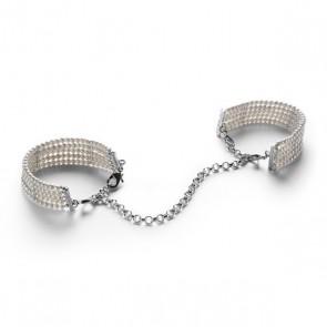 Bijoux Plaisir Nacré Pearl Handcuffs