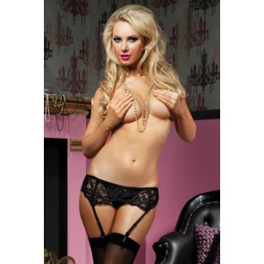 Lace Affairs Suspender Belt
