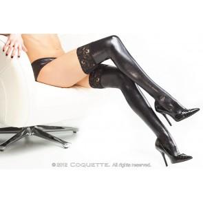 Sultry Wetlook Stockings