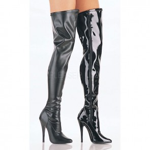 Pleaser Domina 3000 Thigh High Boots