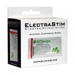 Electrastim Sterile Cleansing Wipes 10 pack