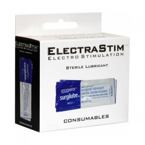 Electrastim Sterile Lubricant Sachets 10 pack