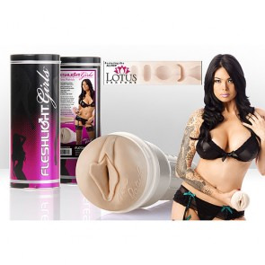 Fleshlight Girls Tera Patrick Lotus Vagina