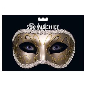 Sex & Mischief Masquerade Mask