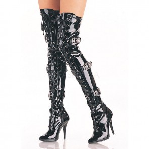 Pleaser Seduce 3028 Thigh High Boot