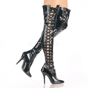 Pleaser Seduce 3050 Thigh High Boot