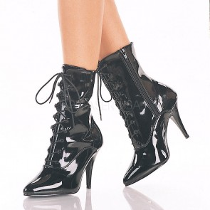 Pleaser Vanity 1020 Ankle High Boots