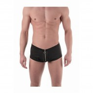 Goodfellas Men`s Boxer with Zip Front