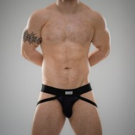 SUKREW Full Jock in Nightlife Black