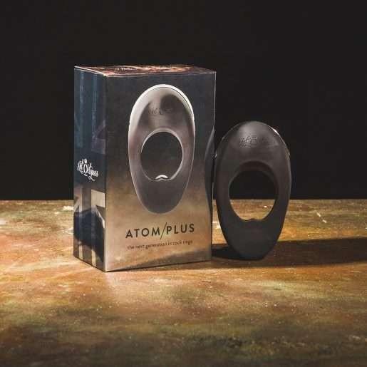 Hot Octopuss - ATOM PLUS Dual Vibrating Cockring
