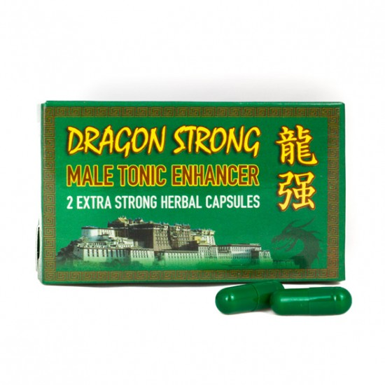 Dragon Strong Male Tonic Enhancer 2pk