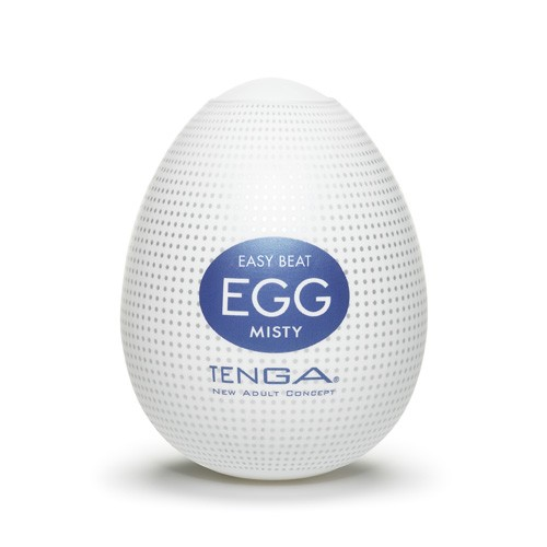 TENGA Misty Hard Boiled Egg Masturbator