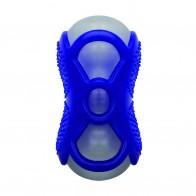 Jack-It Grip Ice Blue Male Masturbator