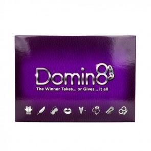 Domin8 Dominoes Board Game