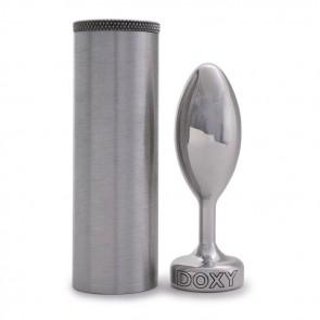 DOXY Aluminium Smooth Butt Plug