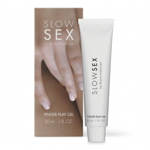 SLOW SEX Finger Play Gel