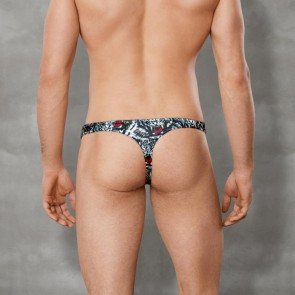 DOREANSE Mens Tiger Thong