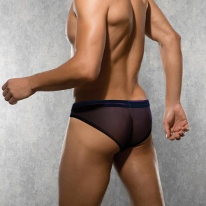 DOREANSE Mens Navy Briefs
