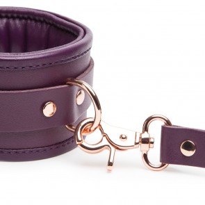 Fifty Shades Freed Cherished Collection Leather Ankle Cuffs