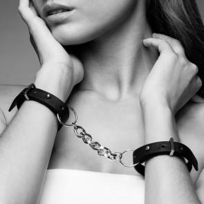 MAZE - Thin Handcuffs in Black