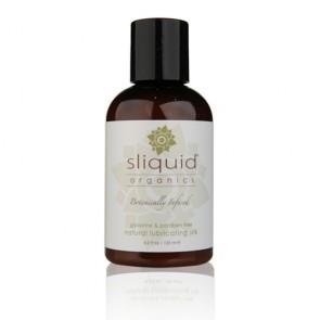 Sliquid Organics Silk Hybrid Lubricant
