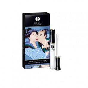 Shunga Oral Pleasure Lipgloss - Coconut Water